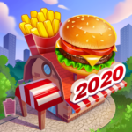 Crazy Chef Fast Restaurant Cooking Games 1.1.37 MOD Unlimited Money