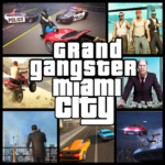 Grand Gangster Miami City Auto Theft 2.6 MOD Unlimited Money