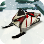 Snowboard Craft Freeski Sled Simulator Games 3D 1.7-minApi23 MOD Unlimited Money