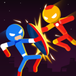 Stick Super Hero – Strike Fight for heroes legend 1.0.9 MOD Unlimited Money