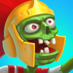 Zombie Blades Bow Masters 1.9.17 MOD Unlimited Money