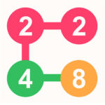 2 For 2 Connect the Numbers Puzzle 2.0.9 MOD Unlimited Money