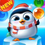 Bubble Penguin Friends 1.3.4 MOD Unlimited Money