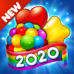 Candy Craze 2020 Match 3 Games Free New No Wifi 2.3.2 MOD Unlimited Money