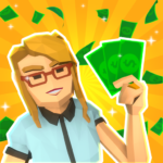 Cashier 3D MOD Unlimited Money