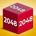 Chain Cube 2048 3D merge game 1.19.05 MOD Unlimited Money