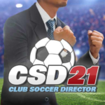 Club Soccer Director 2021 – Soccer Club Manager 1.2.8 MOD Unlimited Money