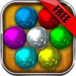 Magnetic Balls HD Free Match 3 Physics Puzzle 2.2.1.0 MOD Unlimited Money