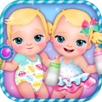 My New Baby 2 – Twins MOD Unlimited Money