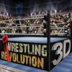 Wrestling Revolution 3D 1.702 MOD Unlimited Money