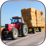 Animal Hay Transport Tractor 1.0.6 MOD Unlimited Money