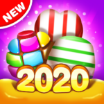 Candy House Fever – 2020 free match game 1.1.4 MOD Unlimited Money