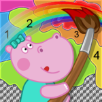 Color by Number for Kids 1.1.4 MOD Unlimited Money