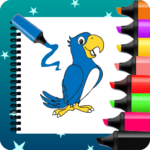 Coloring Books for Kids 2.1 MOD Unlimited Money
