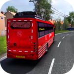 Euro Coach Bus Simulator 2020 Bus Driving Games 1.0 MOD Unlimited Money