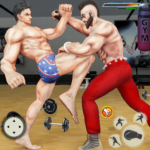 GYM Fighting Games Bodybuilder Trainer Fight PRO 1.2.6 MOD Unlimited Money