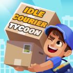 Idle Courier Tycoon – 3D Business Manager 1.1.0 MOD Unlimited Money