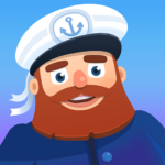 Idle Ferry Tycoon – Clicker Fun Game 1.4.12 MOD Unlimited Money