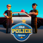 Idle Police Tycoon – Cops Game 1.0.0 MOD Unlimited Money