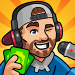 Idle Tuber – Become the worlds biggest Influencer 1.3.3 MOD Unlimited Money