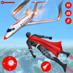 Light Speed Hero Plane Crash Rescue Game 2020 1.30 MOD Unlimited Money