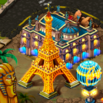 MAGICA TRAVEL AGENCY Match Restore 1.2.7 MOD Unlimited Money