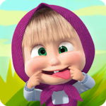 Masha and the Bear Child Games MOD Unlimited Money