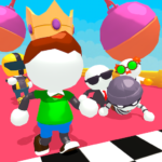 Party Royale Ultimate Royale Runner 3D 0.9 MOD Unlimited Money