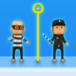 Pin Police Pull the Pin Catch the Thief 1.19 MOD Unlimited Money