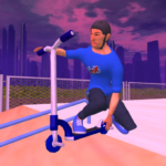 Scooter Freestyle Extreme 3D 1.67 MOD Unlimited Money