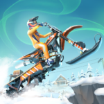 Snow Bike Hill Racing Game 1.2 MOD Unlimited Money