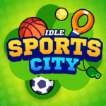 Sports City Tycoon – Idle Sports Games Simulator 1.4.0 MOD Unlimited Money