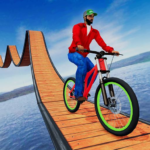Stunt bike Impossible Tracks 3D New Bicycle Games 26 MOD Unlimited Money