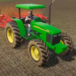 Tractor farming gameHeavy Farming 2020 1.04 MOD Unlimited Money