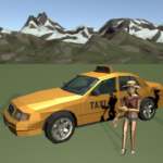 WRONG TAXI 3.4 MOD Unlimited Money