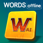 Word Games AI Free offline games 0.7.2 MOD Unlimited Money