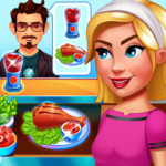 American Cooking Games Star Chef Restaurant Food 1.02 MOD Unlimited Money