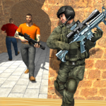 Anti-Terrorist Shooting Mission 2020 3.5 MOD Unlimited Money