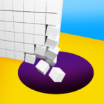 Color Cube Hole 3D – Free Block Game 1.2 MOD Unlimited Money