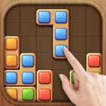 Color Wood Block Puzzle – Free Fun Drop Brain Game 1.1.2 MOD Unlimited Money