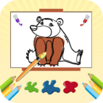 Coloring Book Fun Doodle Games – Color Pages Apps 1.4 MOD Unlimited Money