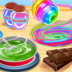 Cotton Candy Sweet Maker Kitchen 1.2 MOD Unlimited Money