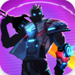 Cyber Fighters Death of the Legend Shadow Hunter 1.8.16 MOD Unlimited Money