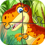 Dinosaur Games – Puzzles for Kids and Toddlers 1.3 MOD Unlimited Money