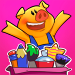 Drawing for Kids – Piggly 0.6 MOD Unlimited Money