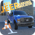 Drive Ahead 4×4 Monster Jeep Modern Parking Game 1.5 MOD Unlimited Money