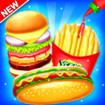 Famous Street Food Cooking Chef Game 1.0.3 MOD Unlimited Money
