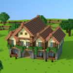 House Craft 3D – Idle Block Building Game 0.9.2 MOD Unlimited Money
