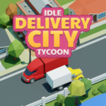 Idle Delivery City Tycoon Cargo Transit Empire 3.4.4 MOD Unlimited Money
