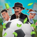 Idle Soccer Tycoon – Free Soccer Clicker Games 3.1.3 MOD Unlimited Money